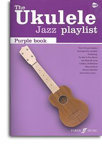 The Ukulele Jazz Playlist: Purple Book