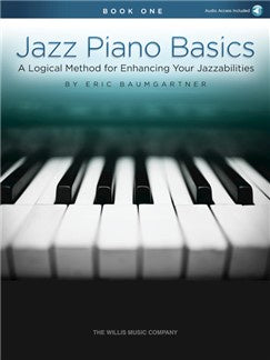 Eric Baumgartner: Jazz Piano Basics - Book 1 HL00234476