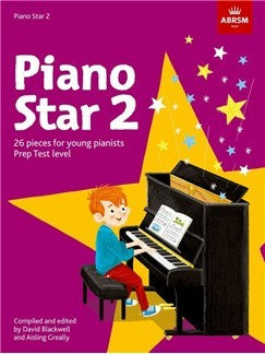 ABRSM Piano Star - Book 2