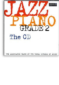 ABRSM Jazz Piano: Grade 2 (CD)