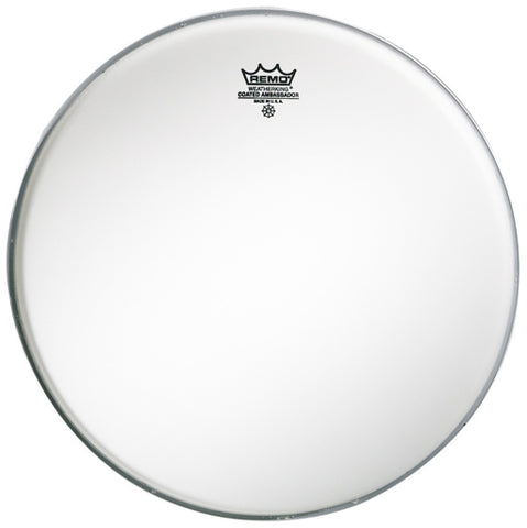 "(N) Remo 14"" coated ambassador drum head"