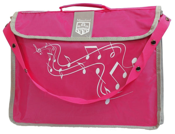 Montford (MFMC2PK) Music Carrier Plus - Pink