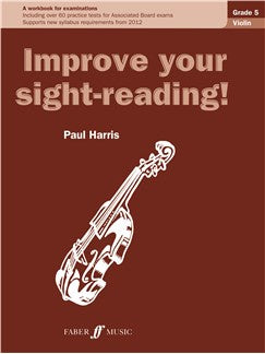 Paul Harris: Improve Your Sight-Reading! - Grade 5 Violin (2012 Edition)