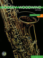 Boosey Woodwind Method: Saxophone Book 1