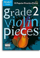 Grade 2 Violin Pieces (Book/Audio Download)