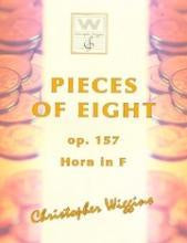 Pieces of Eight Op. 157 F Horn