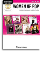 Hal Leonard Instrumental Play-Along: Women of Pop - Violin