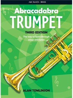 Abracadabra Trumpet (Pupil's Book) - Third edition