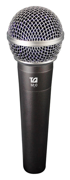 TGI microphone including lead, pouch & clip
