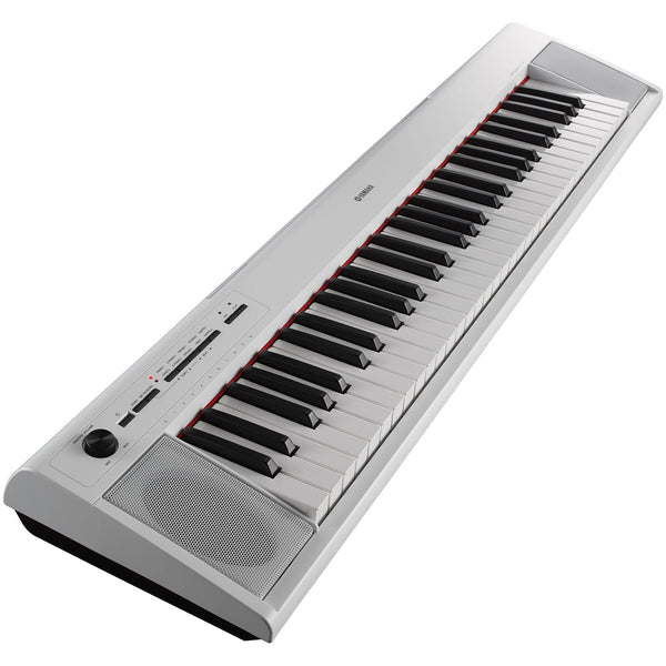 Yamaha (NP12) Piaggero piano keyboard - White