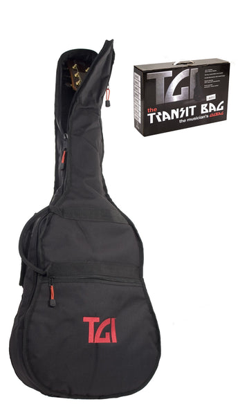 TGI Gig bag 3/4 Classical Guitar - Transit Series