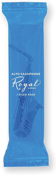 Royal By D'Addario Single 2 Eb Alto Saxophone Reed