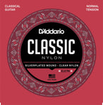 D'Addario (EJ27N) nylon classical strings - normal tension