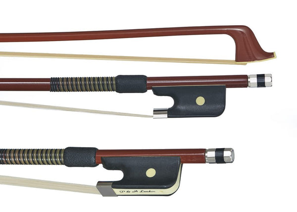 P&H (1528C) 3/4 Fibreglass Cello Bow