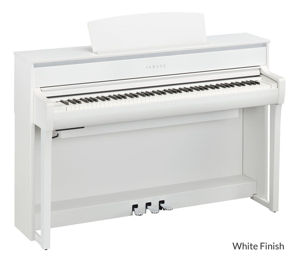 Yamaha (CLP-775WH) White Clavinova Digital Piano