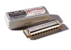 Hohner Marine Band - Key E