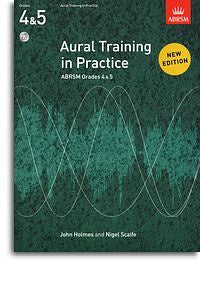 Aural Training In Practice: Book 2 - Grades 4-5 (Book/CD)
