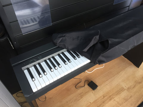 88 note digital piano dust cover