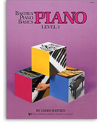 Bastien Piano Basics: Level One