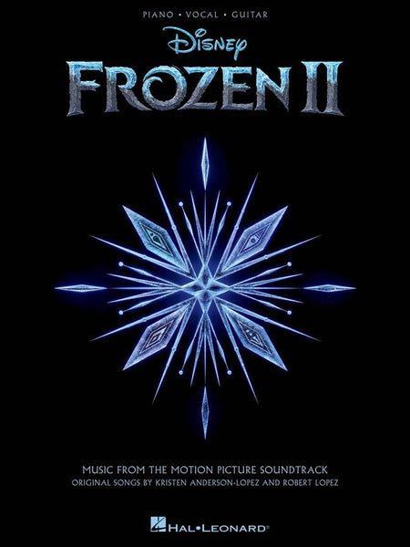 Frozen II - Piano Vocal Guitar