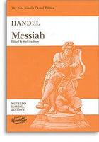 G.F. Handel: Messiah (Watkins Shaw) - Paperback Edition Vocal Score