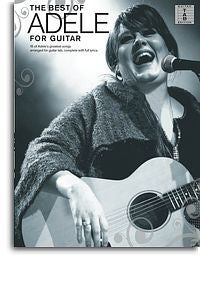 Adele: The Best Of (Guitar Tab)