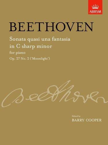 Beethoven Sonata C Sharp Minor Op27/2