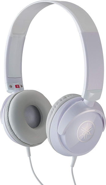 Yamaha (HPH-50WH) White Headphones