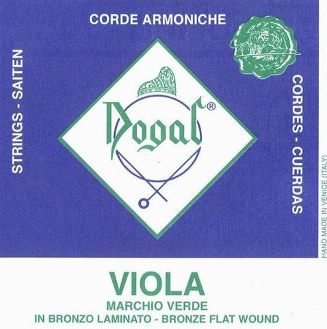 Dogal Green Label Viola (A) String