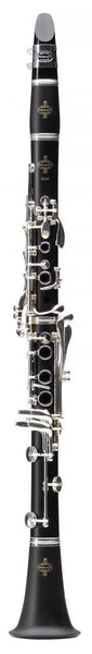 Buffet E12F Bb clarinet with back pack style case ( CITIES : Contains Dalbergia Melanoxylon from Pre Convention Stock )