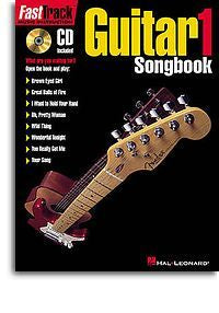 Fast Track: Guitar 1 - Songbook One