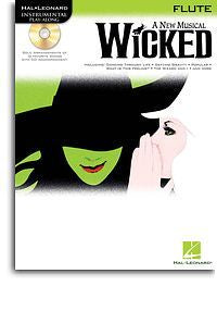 Hal Leonard Instrumental Play-Along: Wicked (Flute)