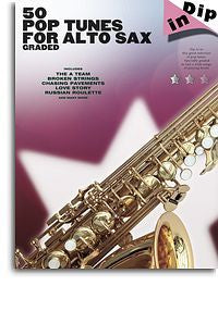 Dip In: 50 Graded Pop Alto Saxophone Solos
