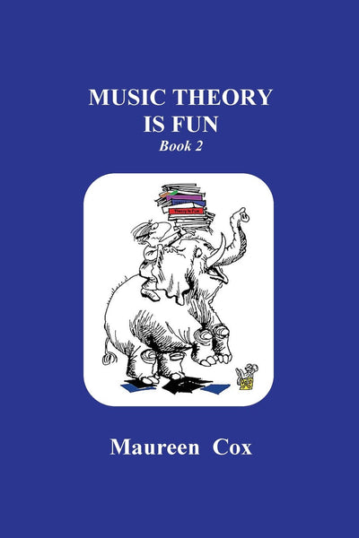 Music Theory is Fun Book 2