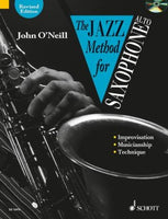 John O'Neill: The Jazz Method For Alto Saxophone