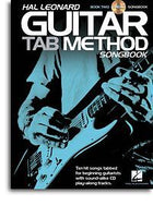 Hal Leonard Guitar Tab Method: Songbook 2
