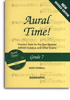 David Turnbull: Aural Time! - Grade 7 Book/CD (ABRSM Syllabus From 2011)