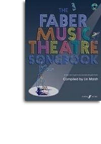 Faber Music Theatre Songbook Bk/Cd Pvg