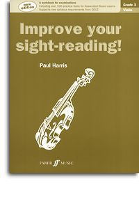 Paul Harris: Improve Your Sight-Reading! - Grade 3 Violin (2012 Edition)