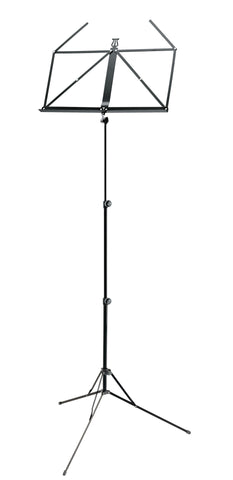 K&M (101B) Music stand - Black finish