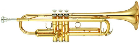 (N) Yamaha YTR5335G trumpet outfit
