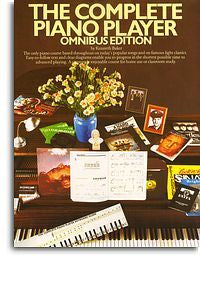 The Complete Piano Player: Omnibus Edition