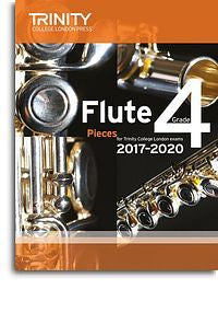 Trinity College London: Flute Exam 2017-2020 - Grade 4 (Score/Parts)