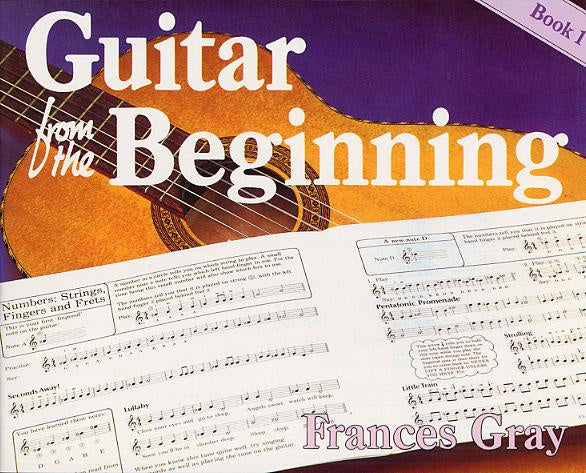 Guitar From The Beginning Book 1