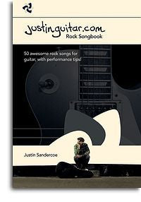 The Justinguitar.com Rock Songbook