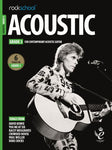 Rockschool Acoustic Guitar Grade 3 - (2019)
