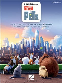 The Secret Life Of Pets (Piano Solo)
