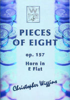 Pieces Of Eight Op.157 Eb Horn/Piano
