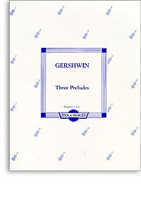 George Gershwin: Three Preludes (Viola/Piano)