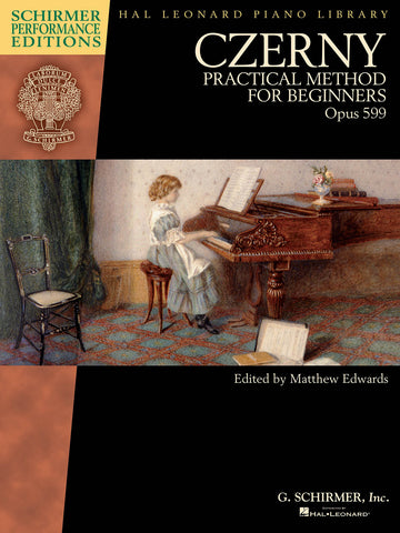 Czerny Practical Method For Beginners, Op. 599